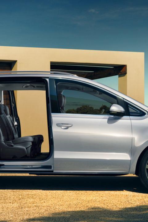 Volkswagen Sharan puerta