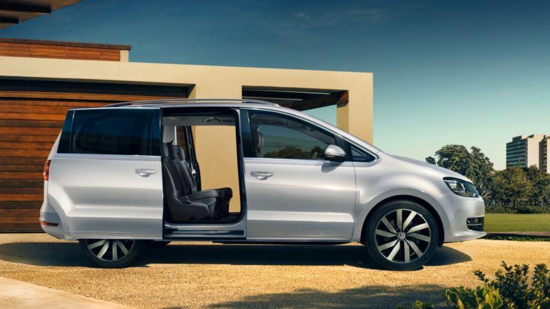 Volkswagen Sharan puertas