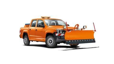 Amarok Pick-up sneeuwschuiver