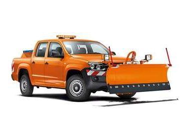 Amarok Pick-up sneeuwschuiver