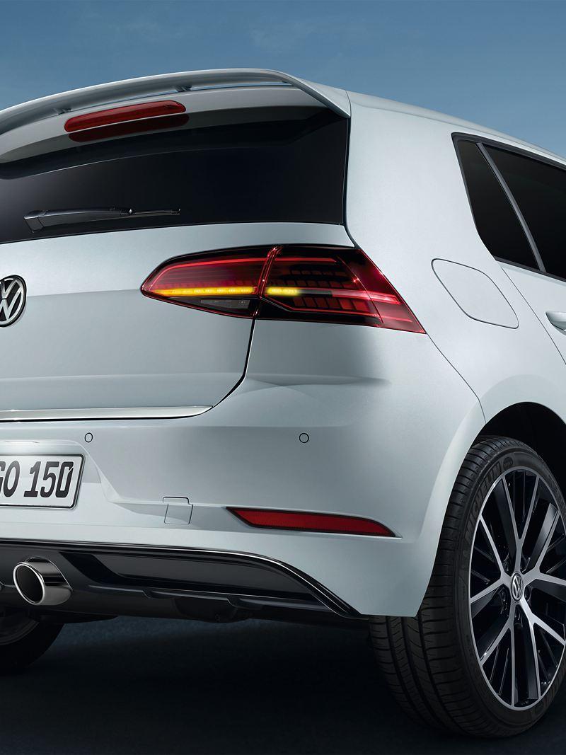 Posteriore di Volkswagen Golf