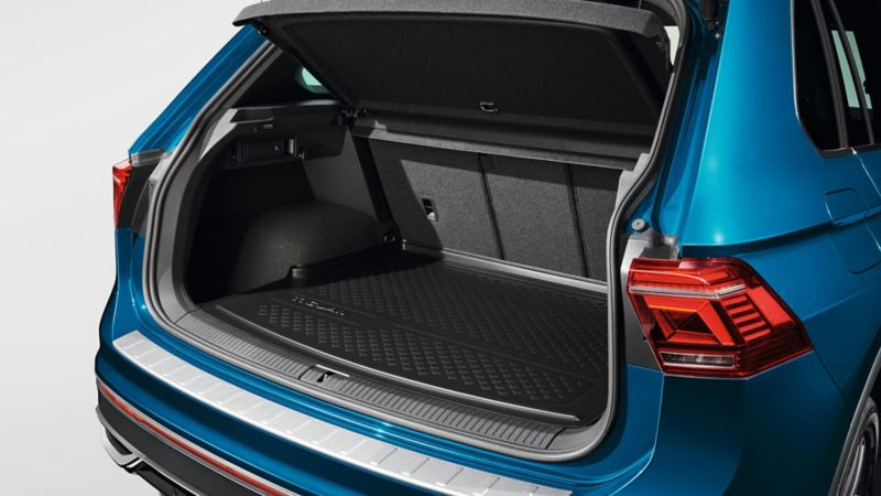 Bagasjeromsmatte til VW Volkswagen Tiguan SUV