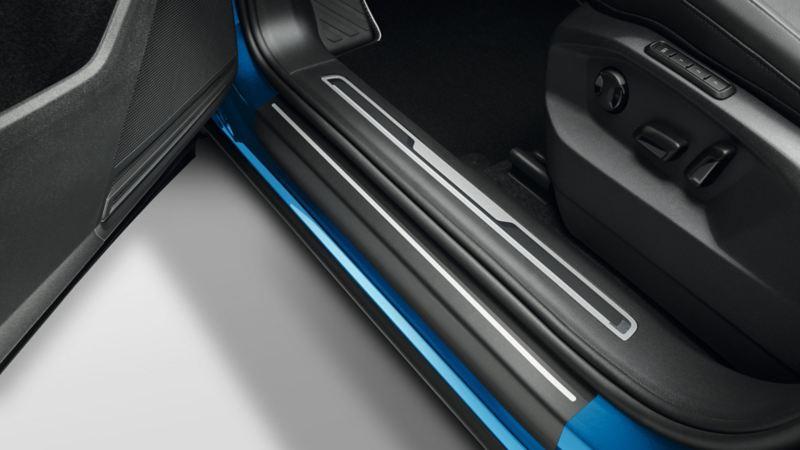 Terskelbeskyttelse til VW Volkswagen Tiguan SUV