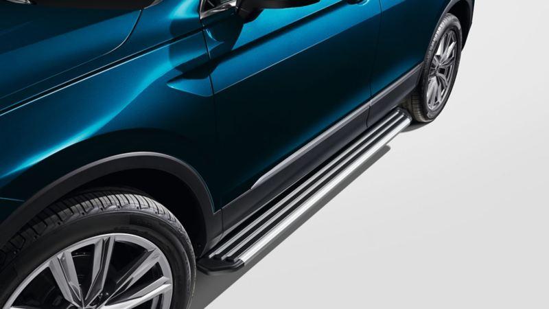 Stigtrinn tilbehør til VW Volkswagen Tiguan SUV