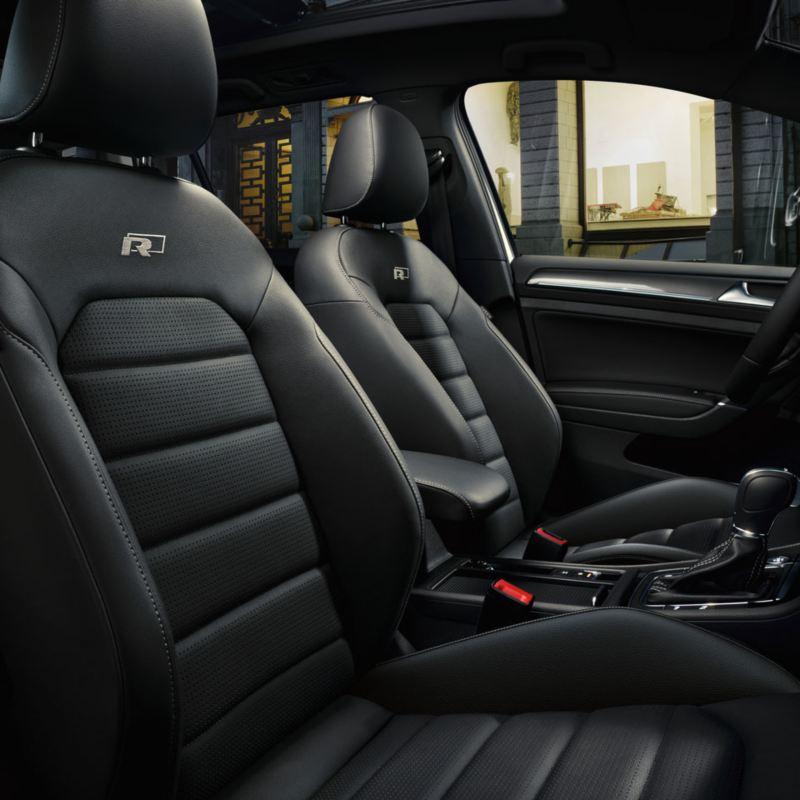 Volkswagen Golf Variant Confort tapicería