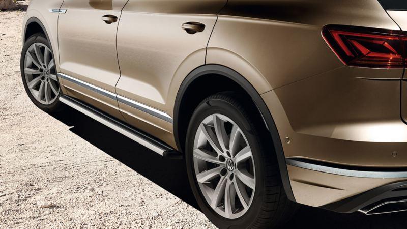 Dettaglio parafango Volkswagen