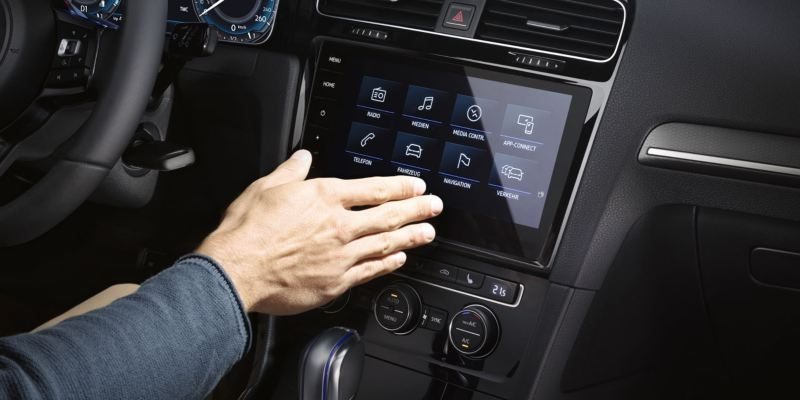 Volkswagen Golf Variant Tecnología We Connect