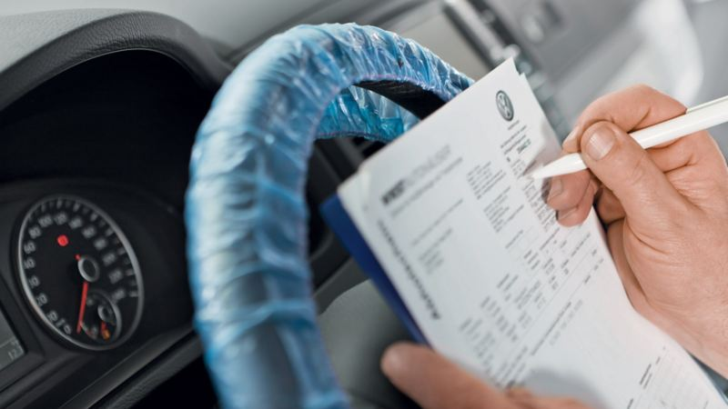 service- og vedlikeholdsavtale Volkswagen vw varebil merkeverksted verksted service