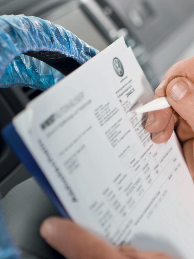 vw Volkswagen service- og vedlikeholdsavtaler