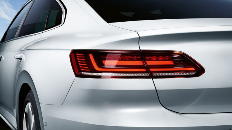 Arteon Elegance LED tail light cluster