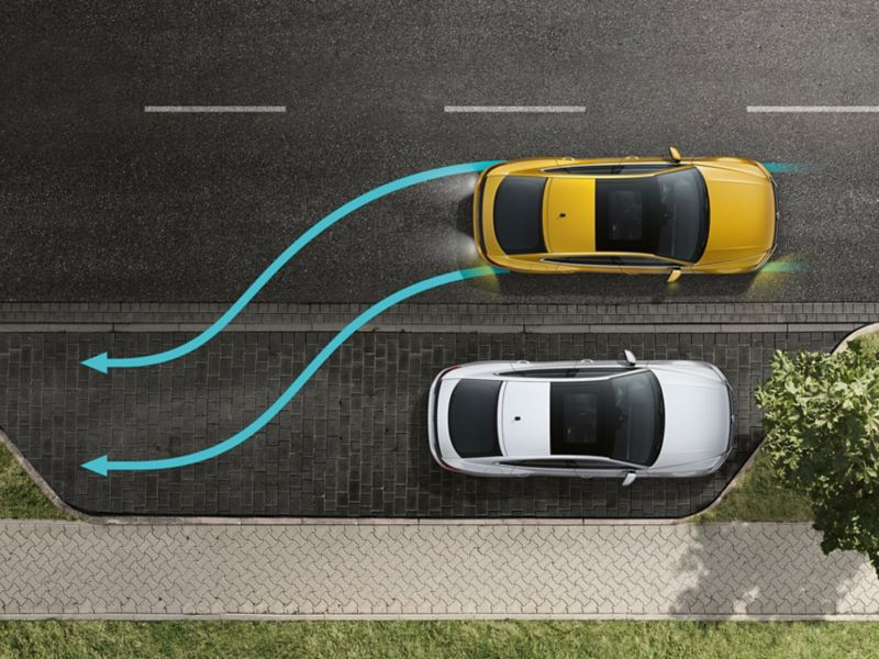 Arteon «Park Assist»
