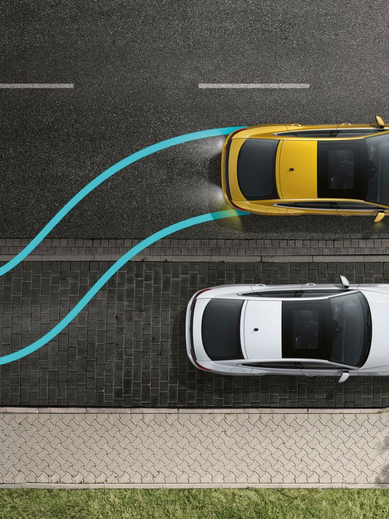 Arteon 'Park Assist'
