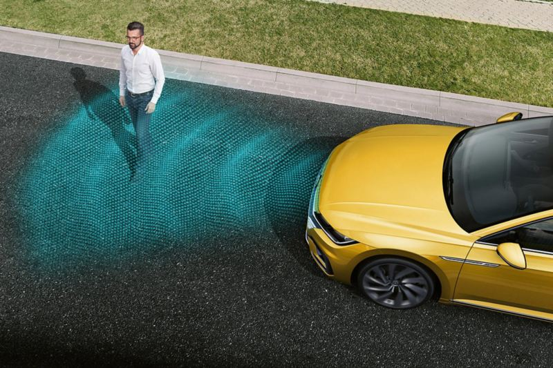 Arteon Front Assist