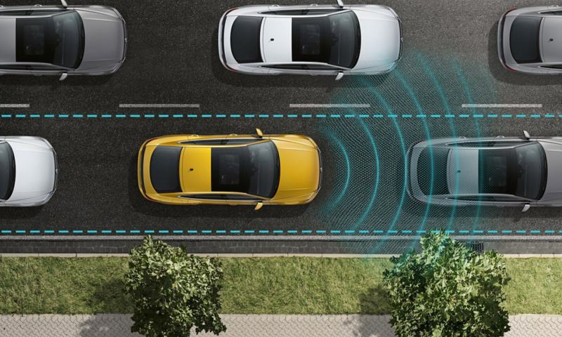 Arteon Traffic Jam Assist
