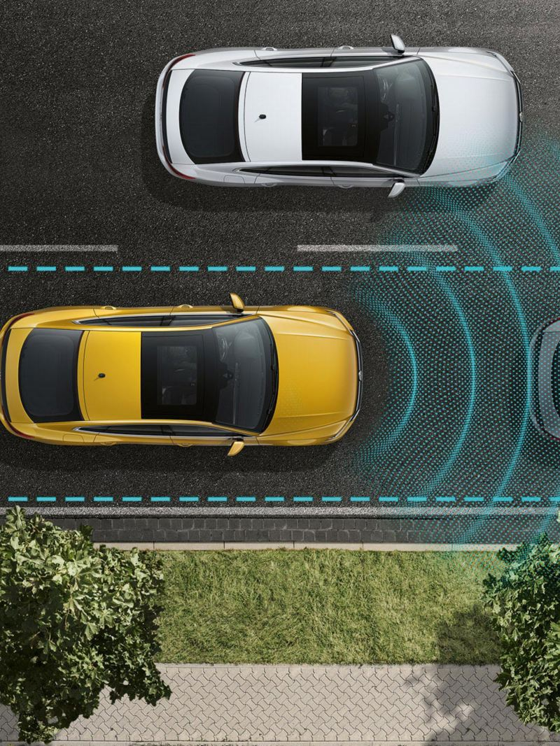 Traffic Jam Assist de l'Arteon