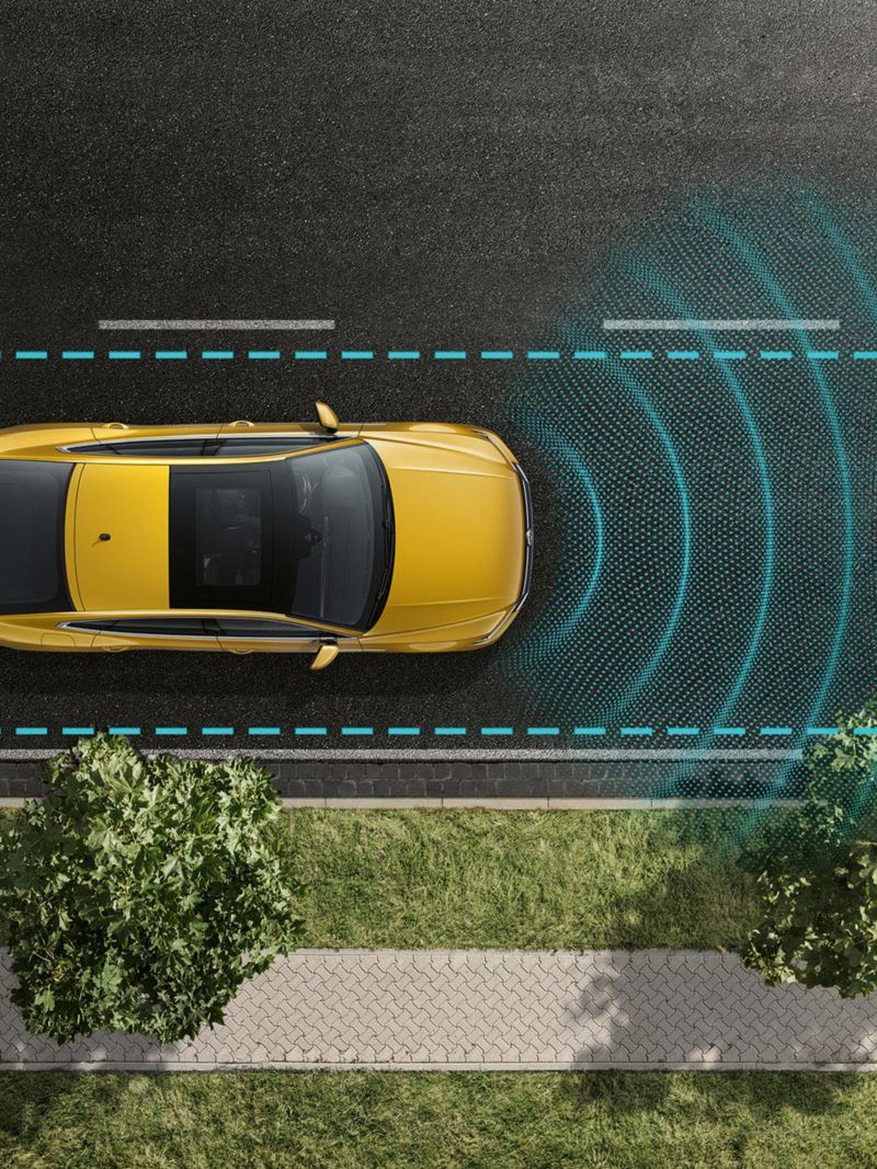 Arteon «Lane Assist»