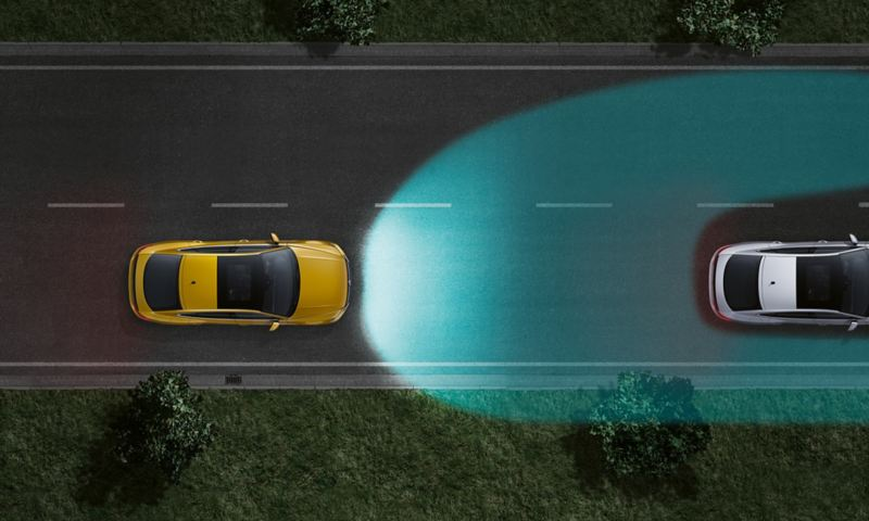 Arteon 'Dynamic Light Assist'