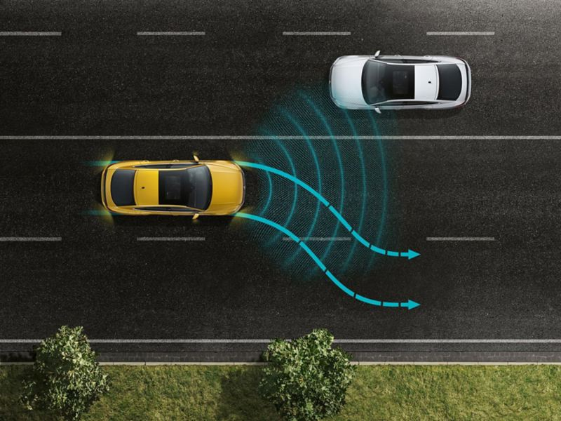 Arteon «Emergency Assist»