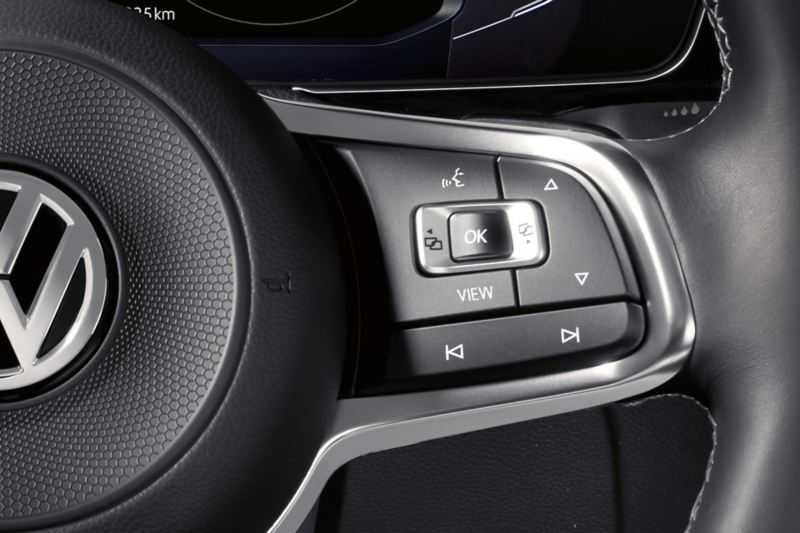Arteon 'Comfort' telephone interface