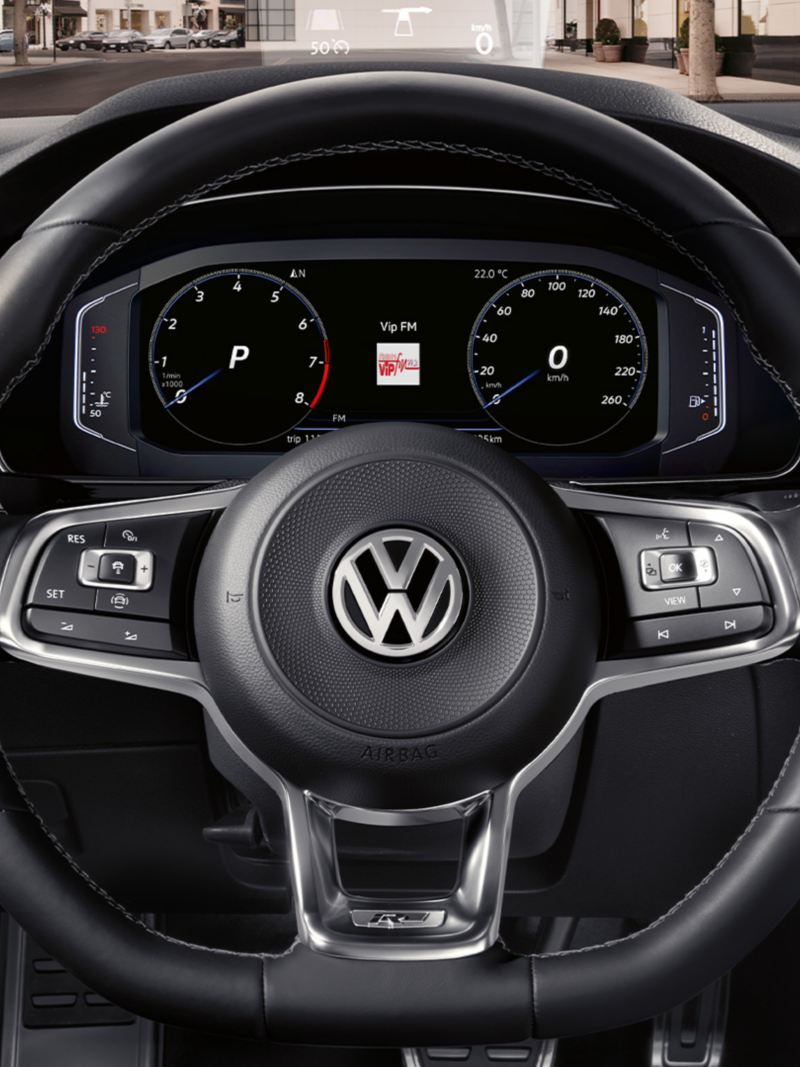 Arteon Digital Cockpit