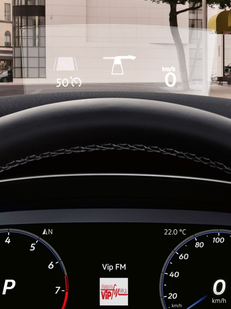 Arteon Head-up Display