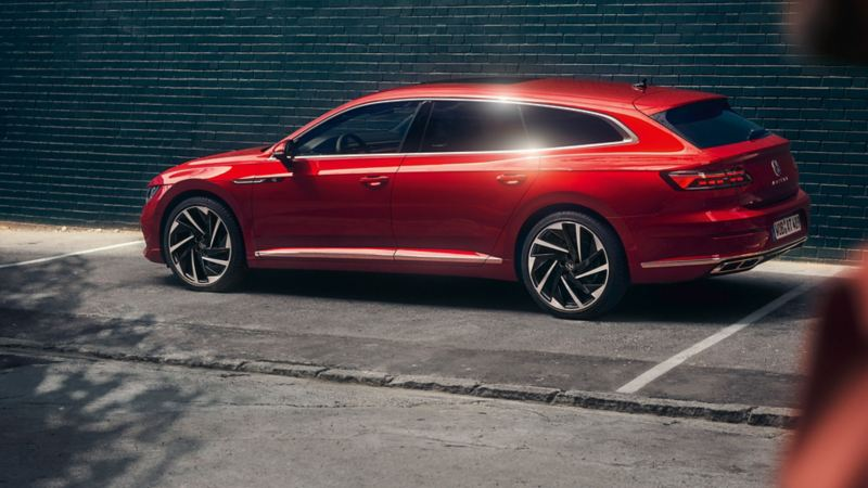 La nouvelle Arteon Shooting Brake
