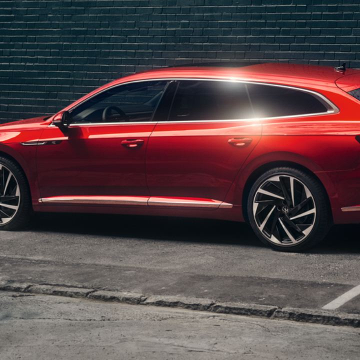 The Arteon Shooting Brake