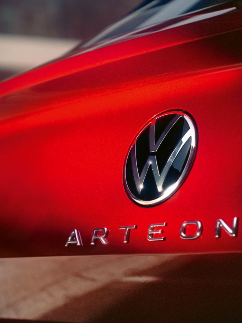 Badge de l'Arteon Shooting Brake