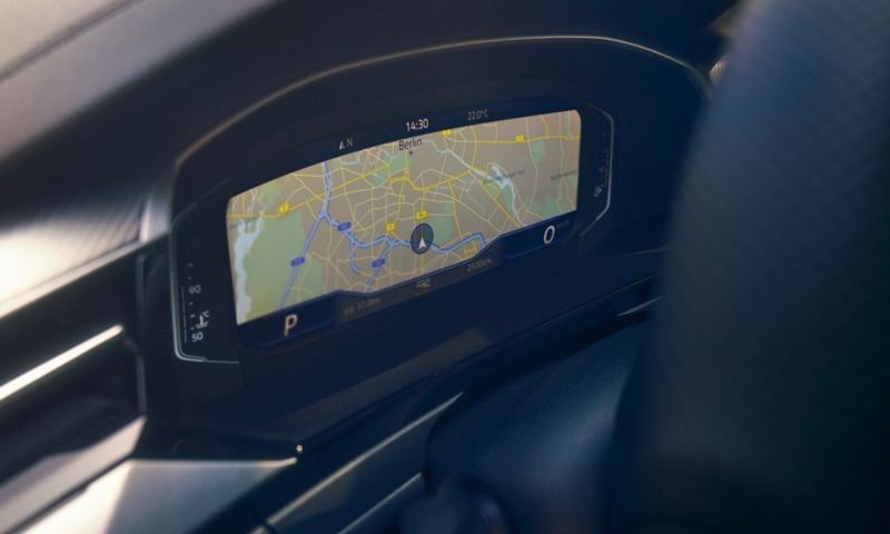 Digital Cockpit Pro im Arteon Shooting Brake