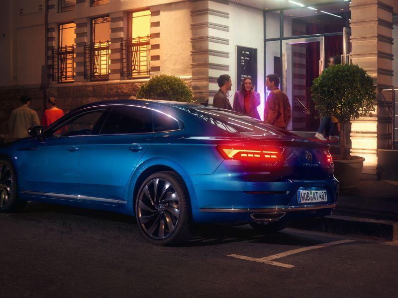 LED bakljus nya Volkswagen Arteon