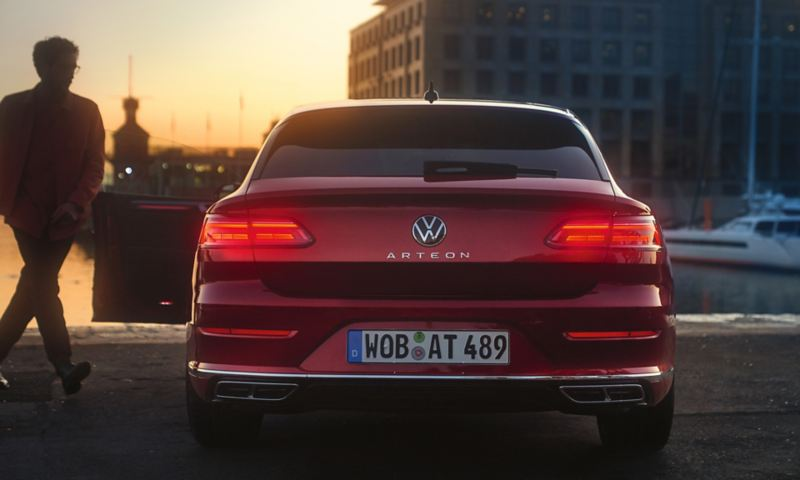 Conjunto de luzes LED do Volkswagen Arteon Shooting Brake