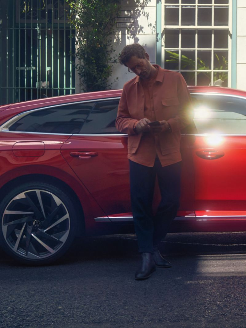 Profil de l'Arteon Shooting Brake