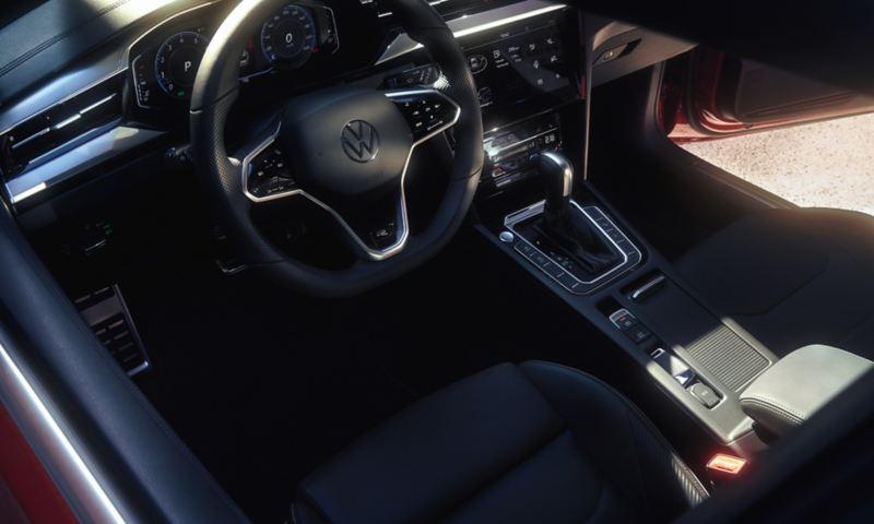 Volkswagen Arteon interiör