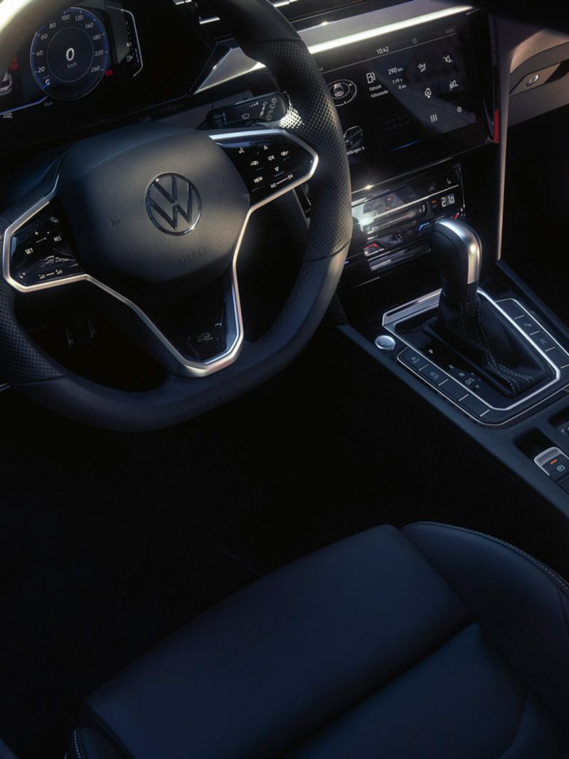 Interieur Arteon Shooting Brake