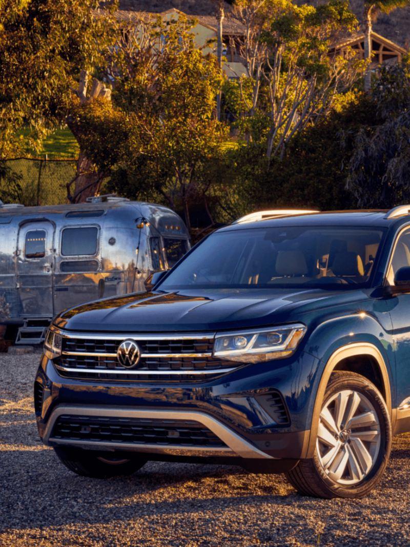 2021 VW Atlas towing capacity