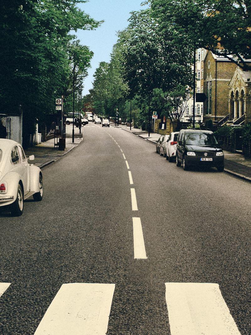 Abbey Road med Beetle