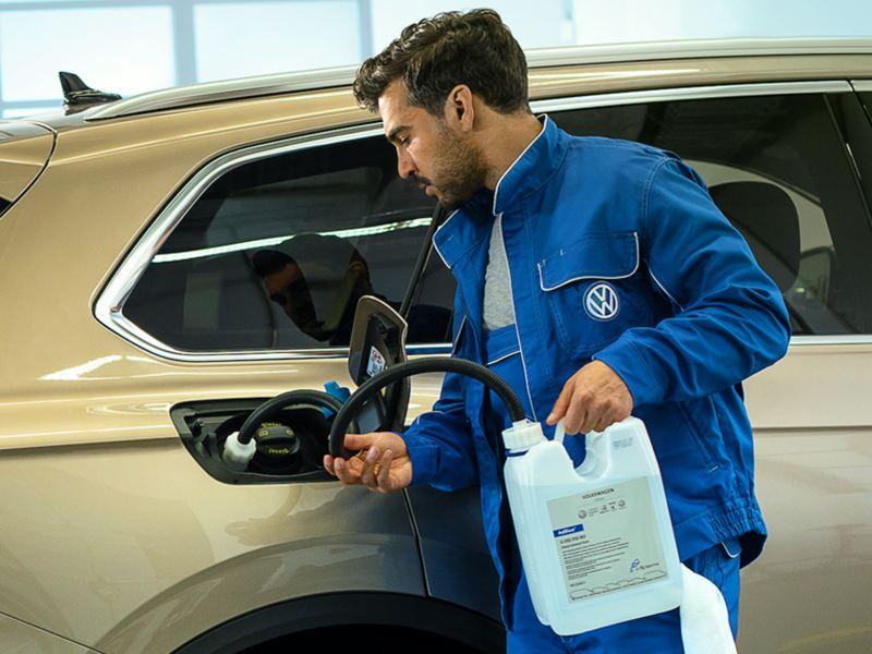 Volkswagen AdBlue®