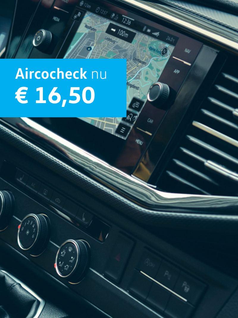 Aircocheck € 16,50
