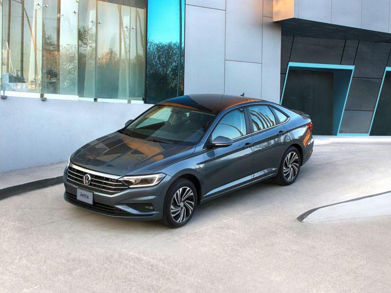 Botón de pánico Volkswagen