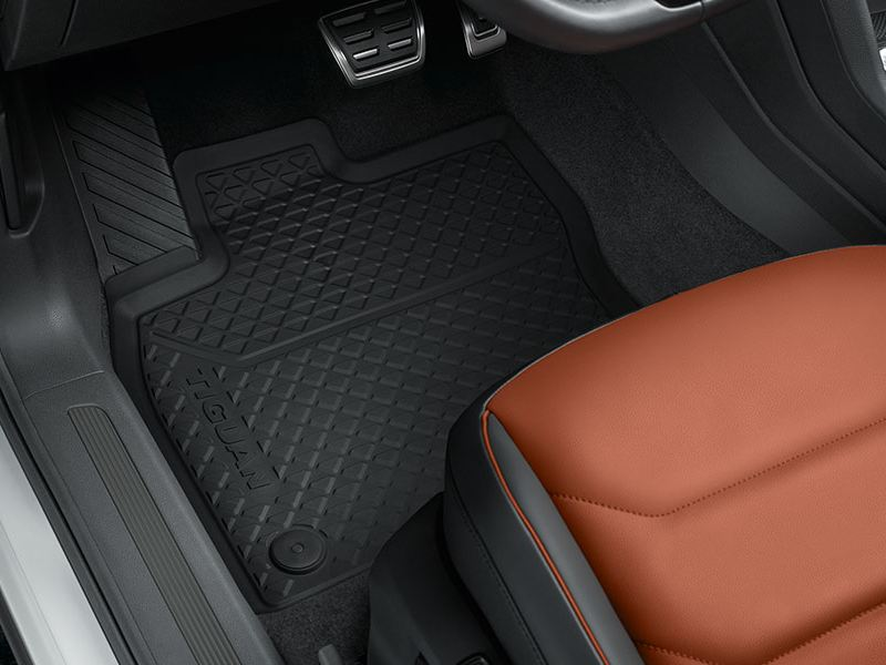 All Weather Floor Mats Front
