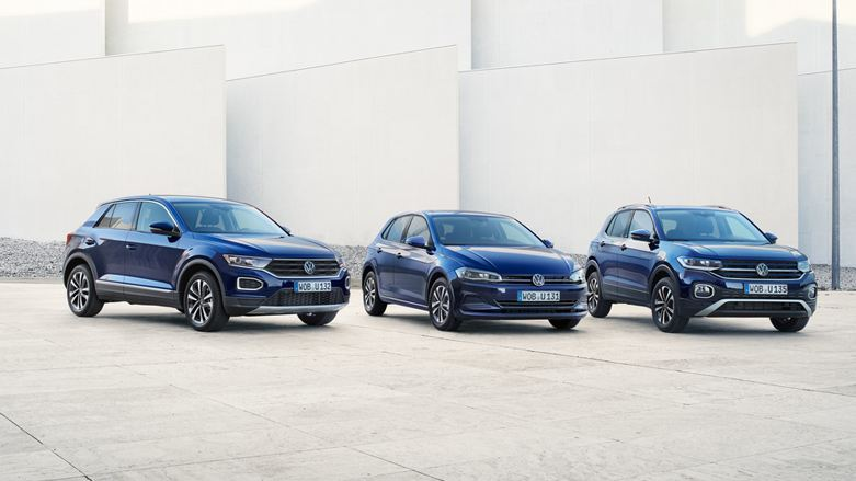 Tous les modèles Volkswagen