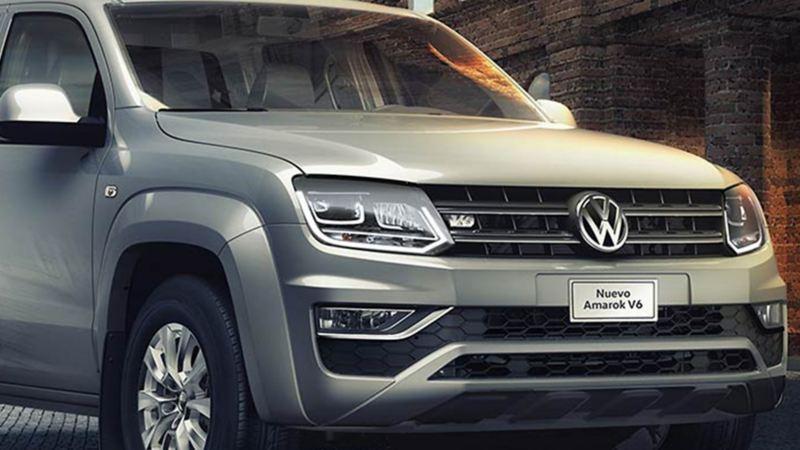 Camioneta 4x4 de Volkswagen - La camioneta pick up potente con diseño robusto