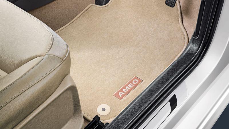 Ameo Textile Mat