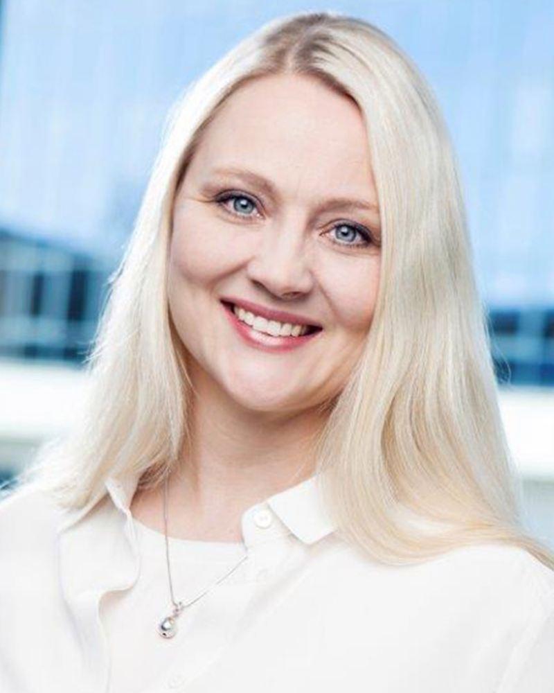 Anita Svanes presseansvarlig Volkswagen VW Nyttekjøretøy NTB