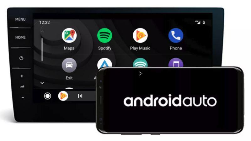 Aplicaciones Android Auto