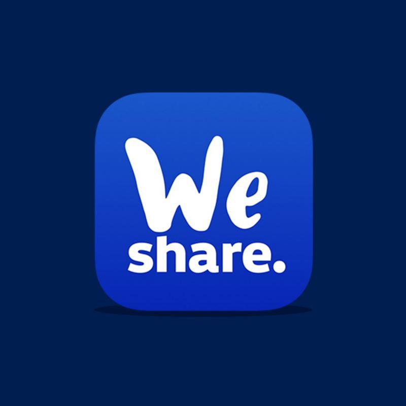 We Share App