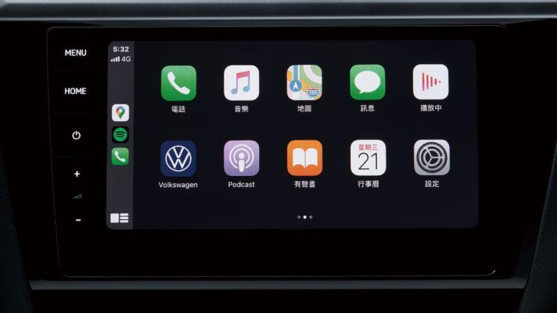 Volkswagen Apple Carplay