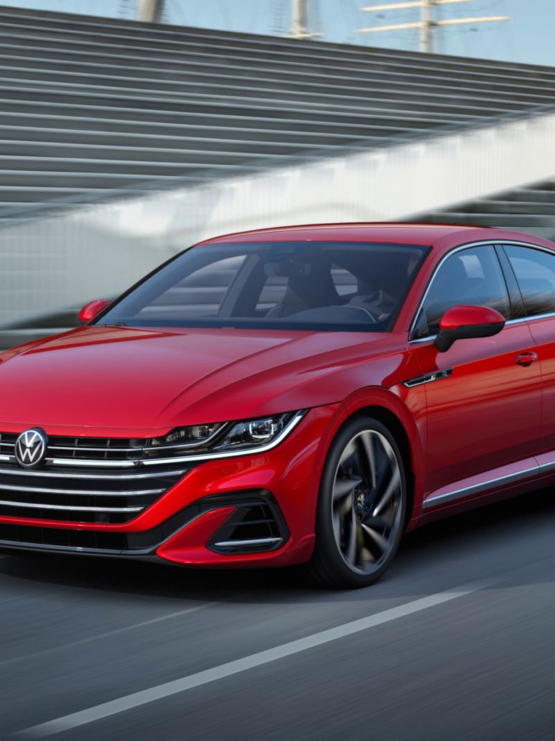 2021 Volkswagen Arteon, link out to 2021 Arteon model page
