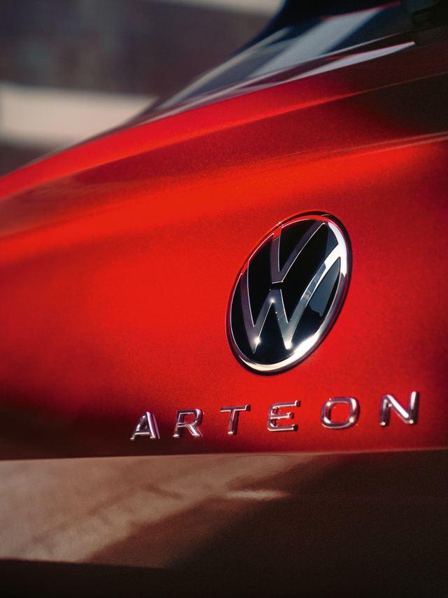 The Arteon Logo