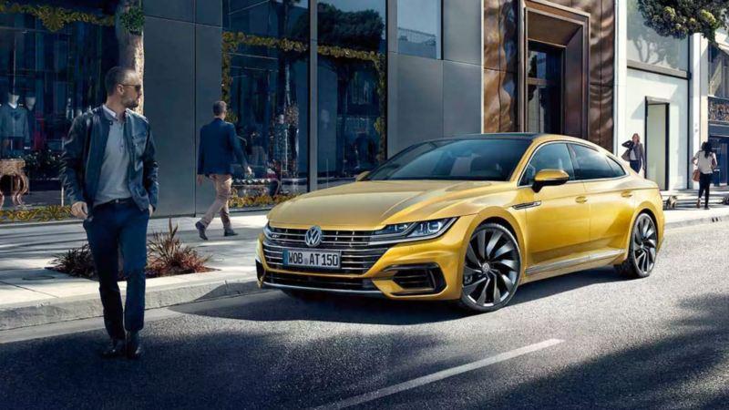 Nuova Arteon la coupè sportiva secondo Volkswagen